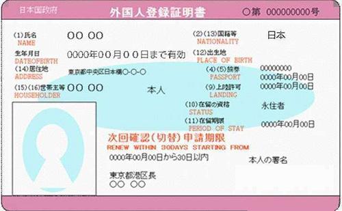 日语身份证翻译多少钱?